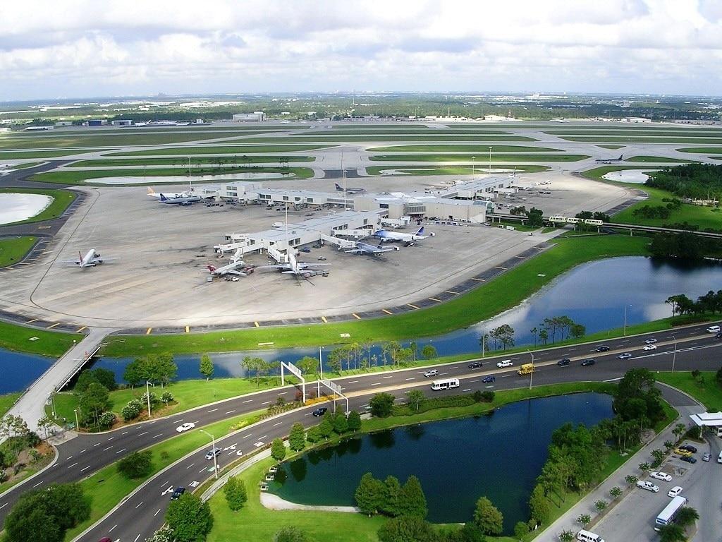 Orlando International Airport Bans Marijuana