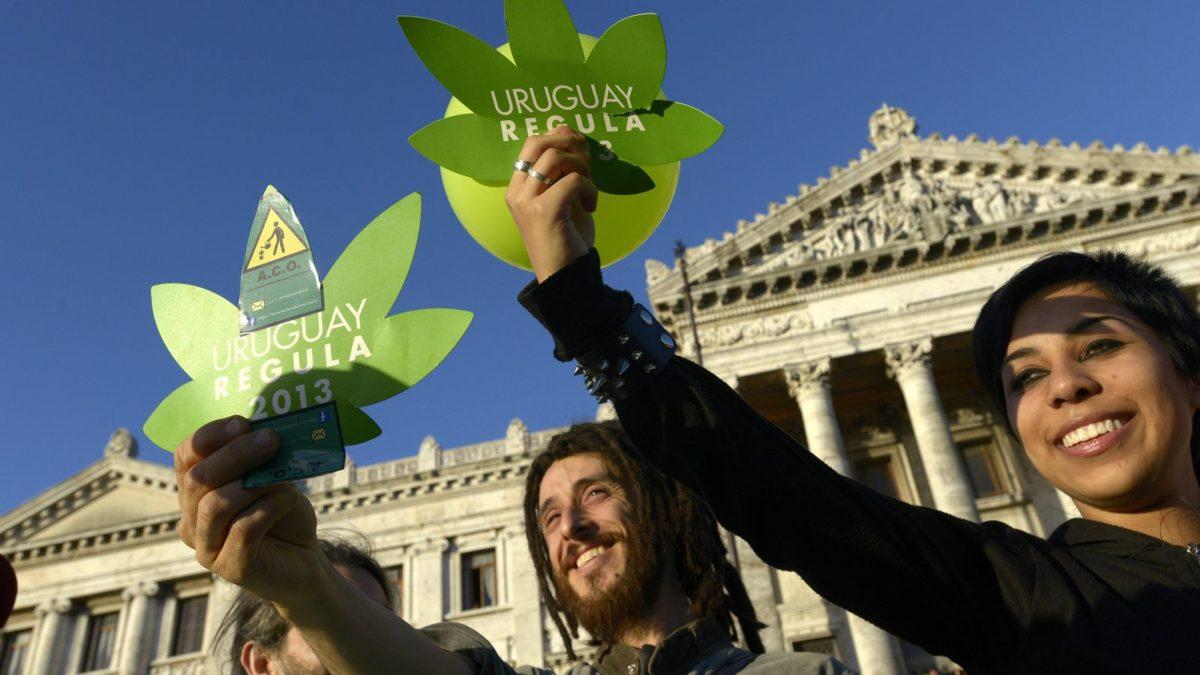 The People of Uruguay Can Now Buy Marijuana From Pharmacies