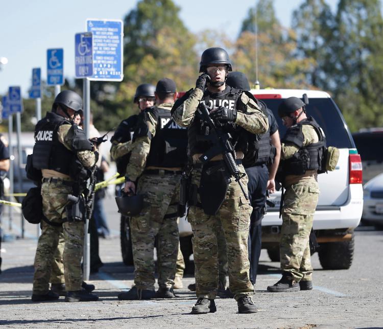 Sacramento SWAT Team May Soon Respond to Illegal Marijuana Growing