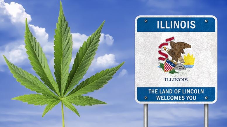 Illinois Medical Marijuana Patients Using Less Prescription Meds