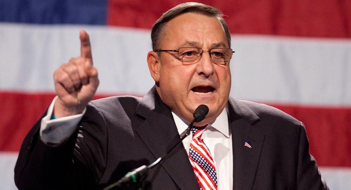 Maine's Governor Just Vetoed A Marijuana Bill