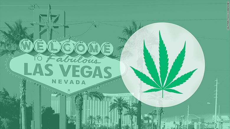 Nevada's Recreational Marijuana Market Just hit a New High