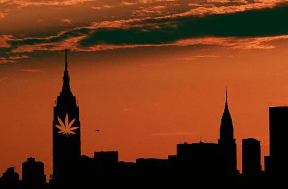 New York Gets Closer to Legalizing Marijuana
