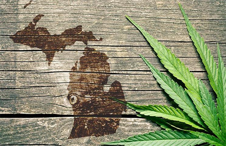 Dozens of Medical Marijuana Businesses in Michigan Are Shut Down