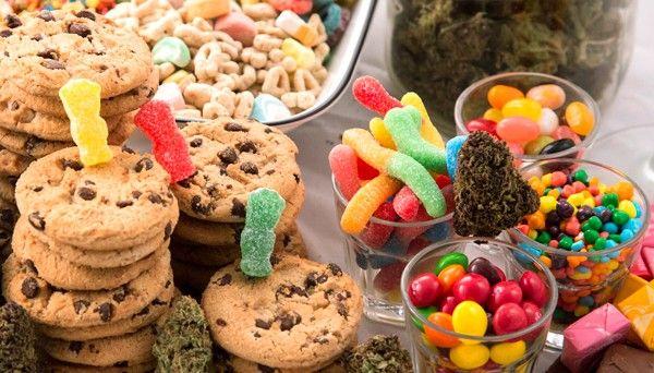 Experts Explore The Reason Why Marijuana Causes The Munchies