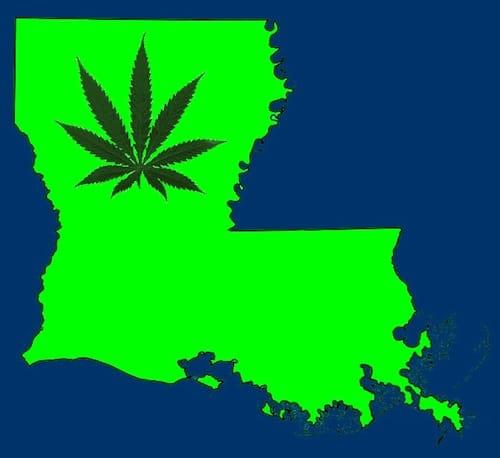 Louisiana Medical Marijuana Users: Choose Your Gun or Your Pot