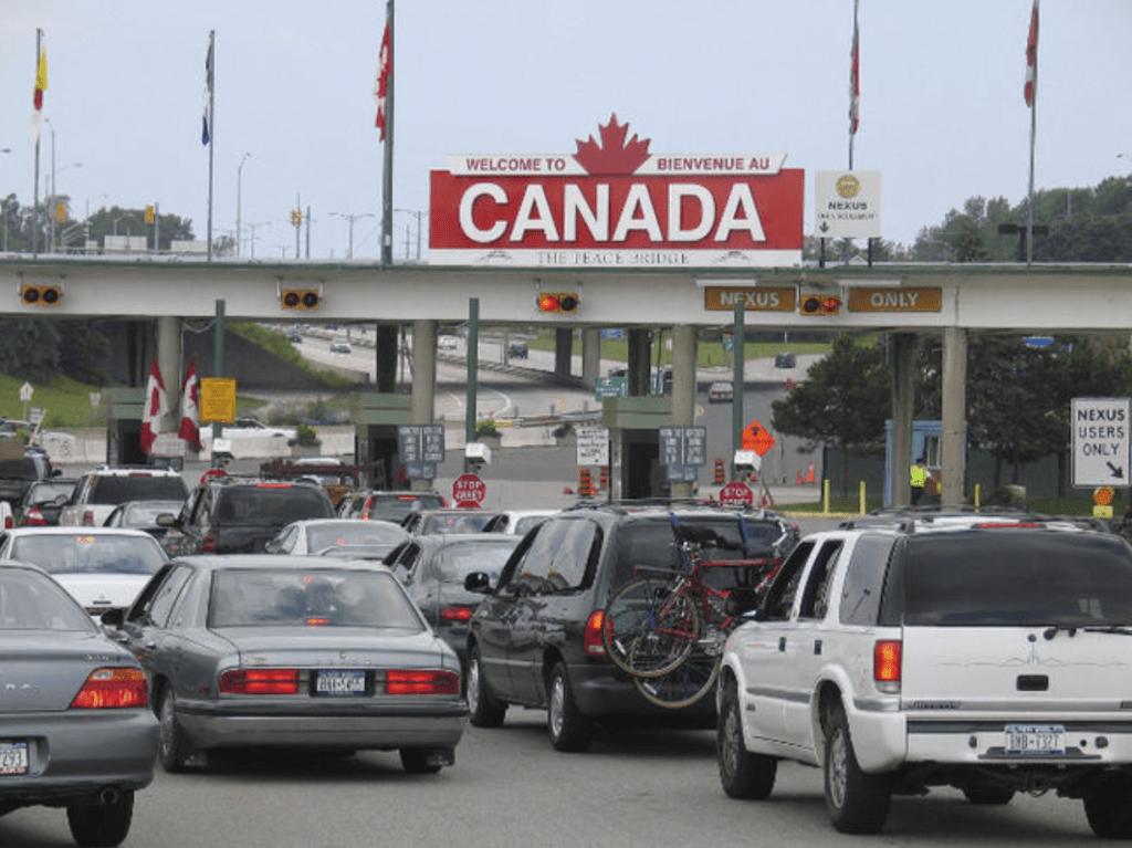 U.S. Border Agents Are Getting Ready for Canada's Marijuana Legislation
