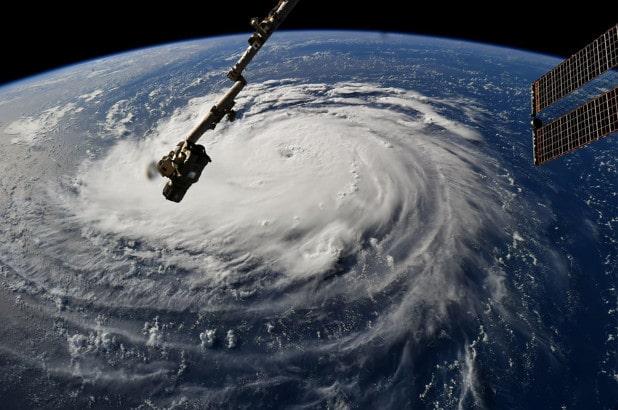 A Marijuana Opponent Has Compared Legalizing Marijuana to Hurricane Florence