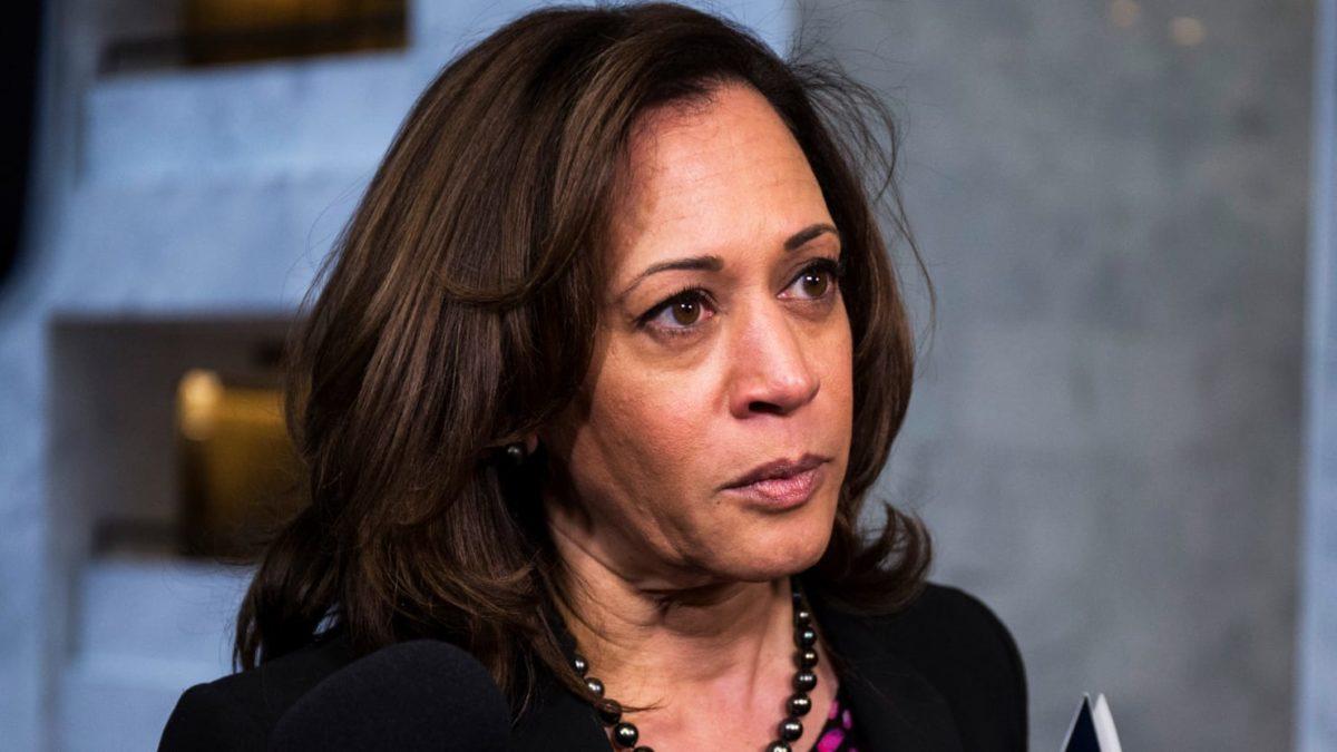 Senator Kamala Harris Calls to Legalize Marijuana in New Book