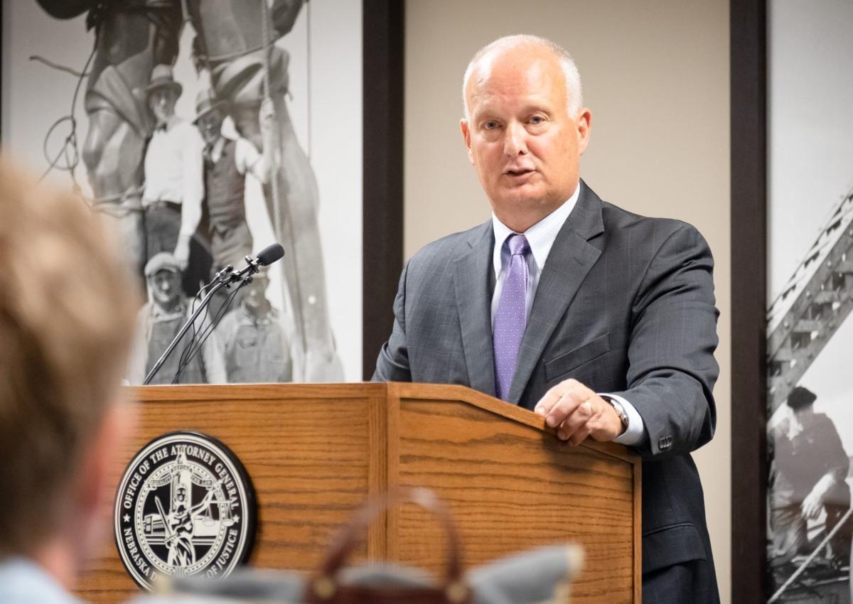 Attorney General Warns Nebraska about Marijuana Legislation