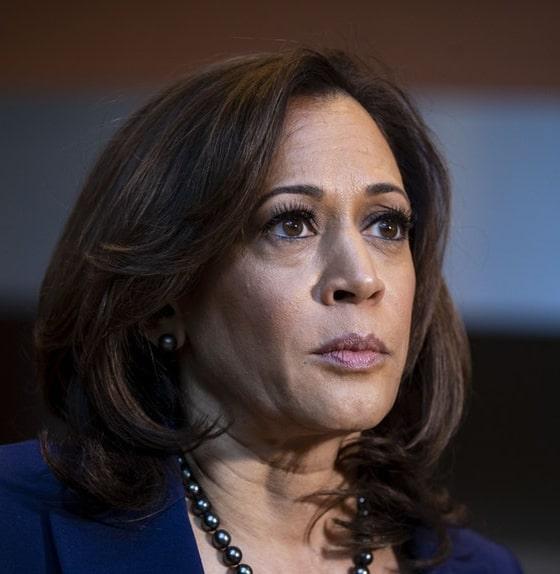 Senator Kamala Harris Inhaled When She Smoked Marijuana