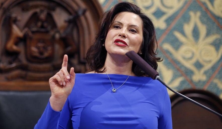 Michigan's Governor Gretchen Whitmer Signs Executive Order to Kill Marijuana Licensing Board
