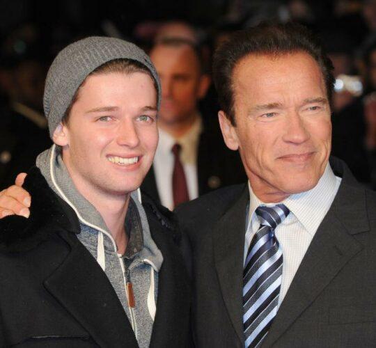 Arnold Schwarzennegger Told His Son to Stop Smoking Marijuana
