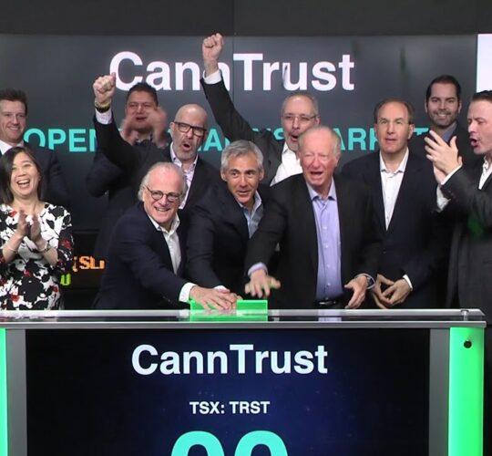 CannTrust Holdings Halts All Marijuana Sales and Shipments