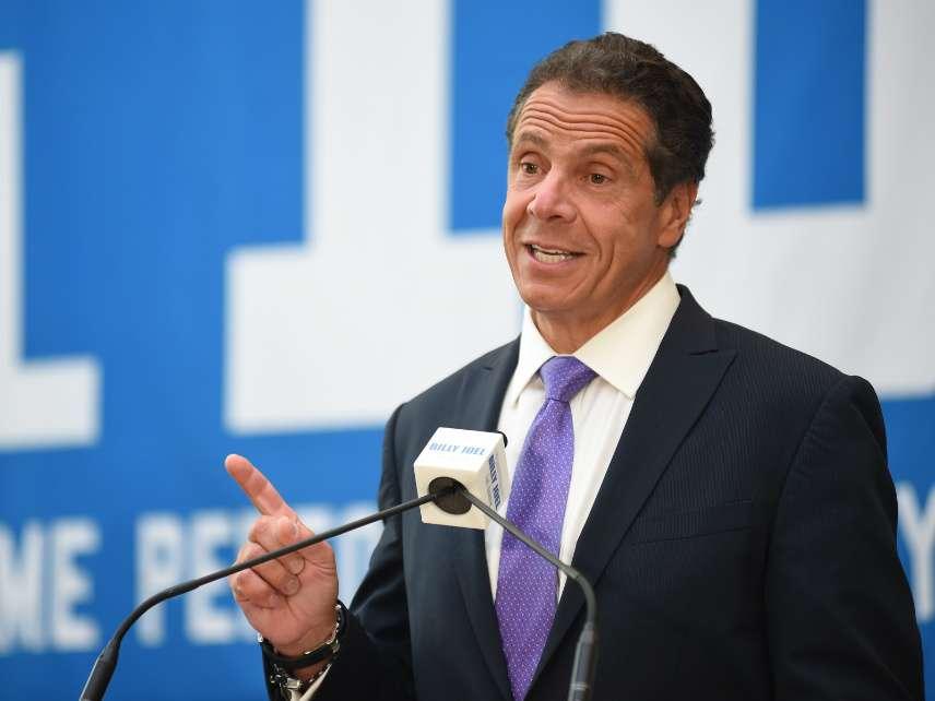 New York Governor Andrew Cuomo Signs Bill to Decriminalize Marijuana