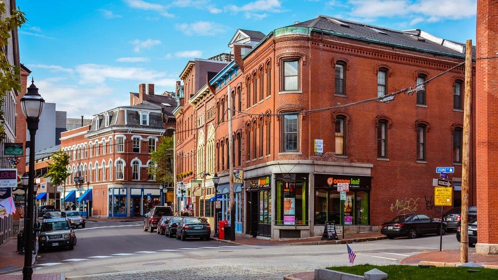 Largest Maine City Releases Marijuana Stores Proposal