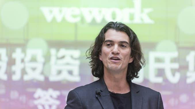 WeWork CEO Loves his Marijuana
