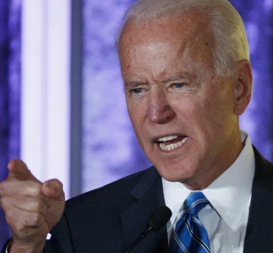 "Joe Biden Says Marijuana is a ""Gateway Drug"" and Won't Legalize It"