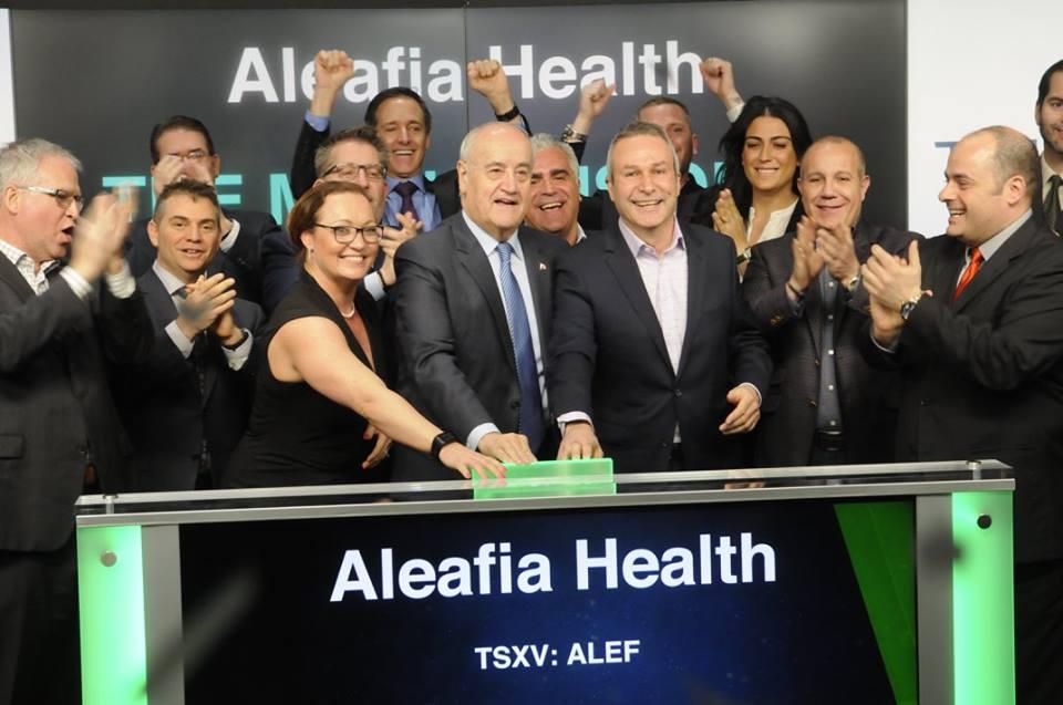 Aleafia Says It Will Provide Marijuana Home Delivery Service