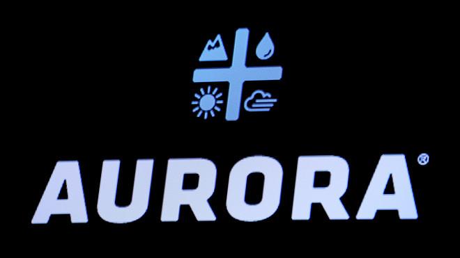 Aurora Cannabis Shares Pop After Making Deal to Enter U.S. Market