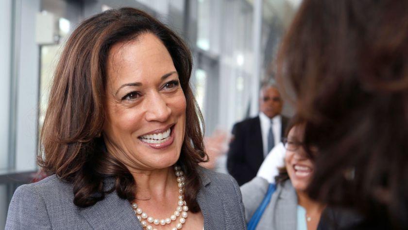 This is How Joe Biden's Running Mate Kamala Harris Feels About Marijuana