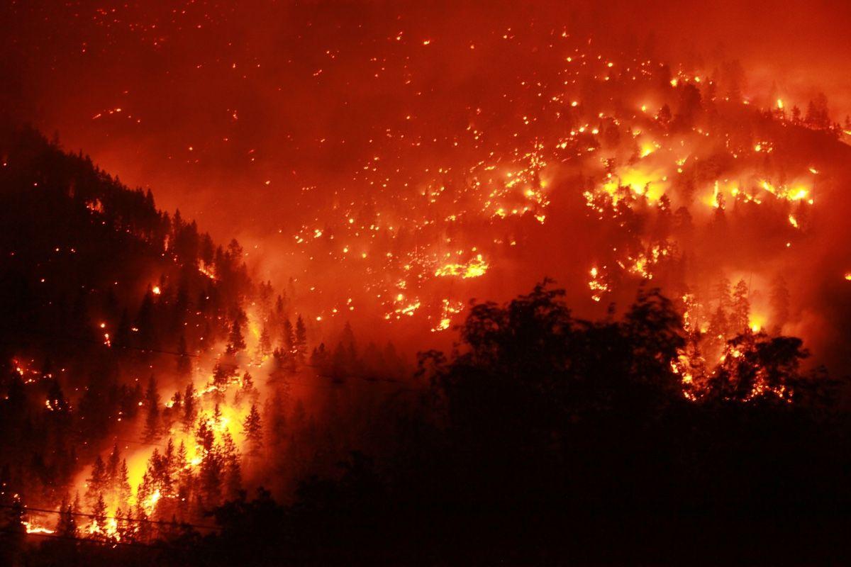 Wildfires are Ruining the West Coast Marijuana Business