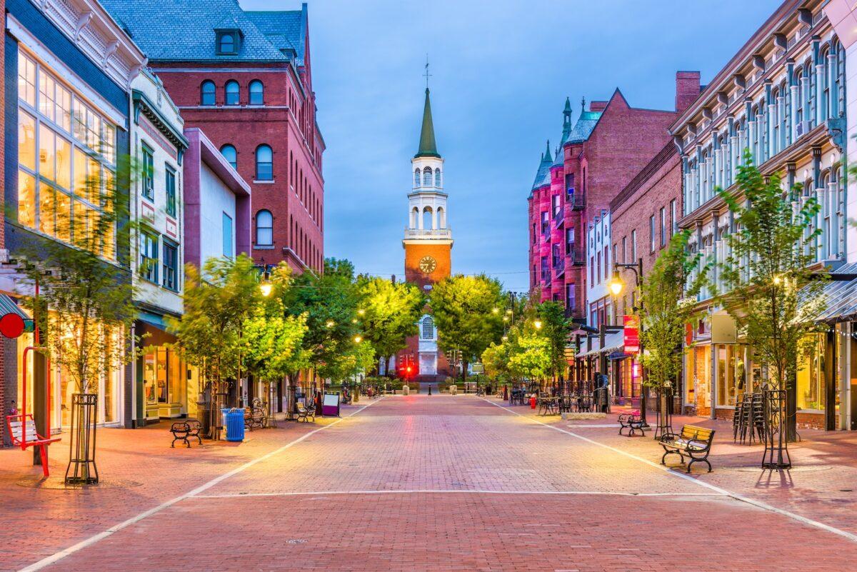 Vermont Inches Closer to Legalizing Recreational Marijuana
