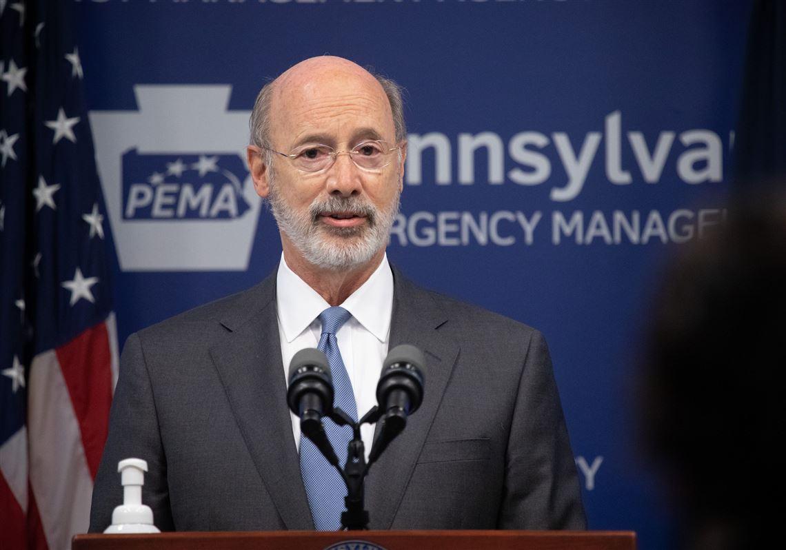 Pennsylvania Governor Tom Wolf Calls for Recreational Marijuana Legislation