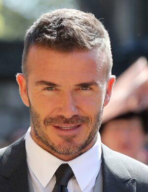 David Beckham Backed Marijuana Skin Care Firm is Heading to the London Stock Exchange