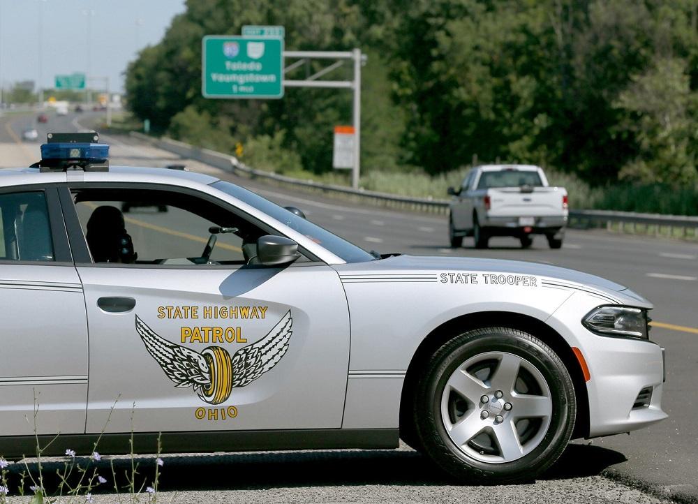 Driver Choking on Bag of Marijuana is Saved by Trooper