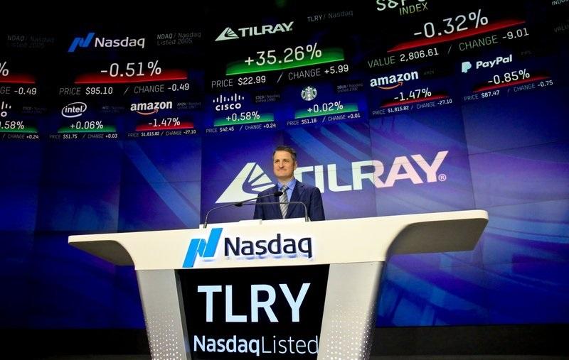 Tilray Snags Big Stake in Cannabis Company Medmen