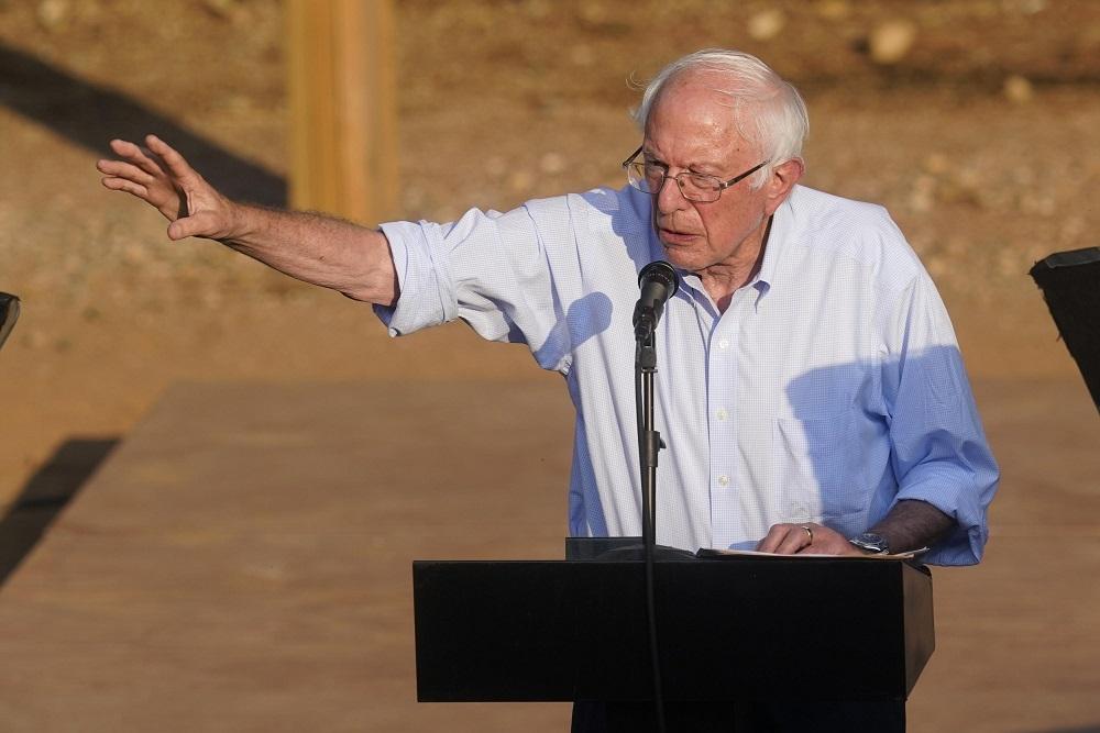 Senator Bernie Sanders Had This to Say on Ending the Drug War
